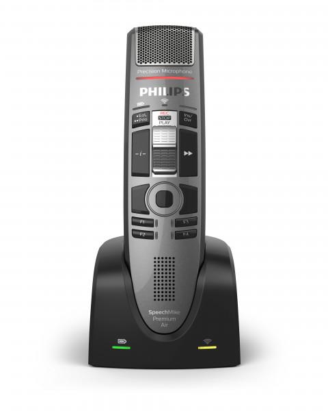 Philips SMP4010 SpeechMike Premium Air mit Schiebeschalter