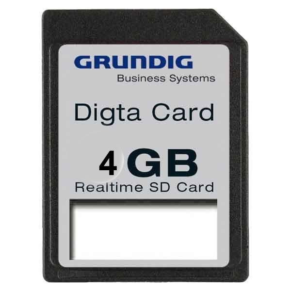Grundig Digta Card, 4GB