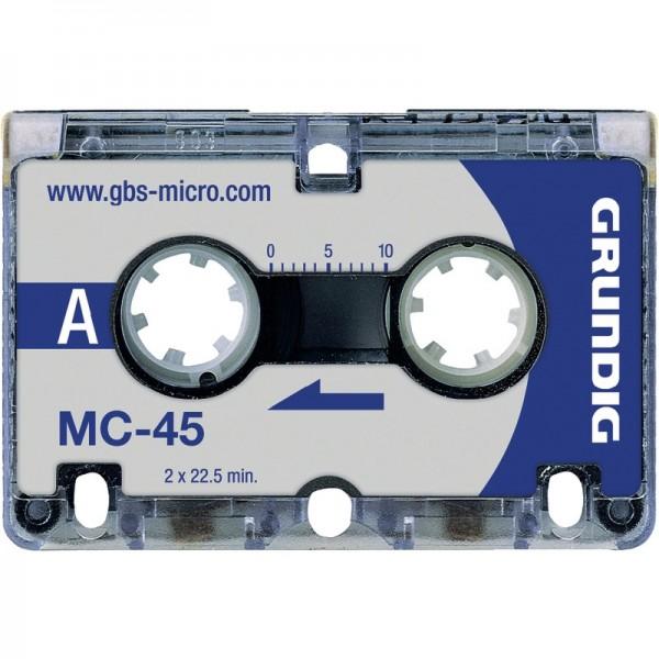 GRUNDIG Microcassette MC-45