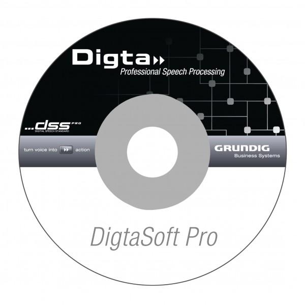 Upgrade auf DigtaSoft Pro V6.x DVD