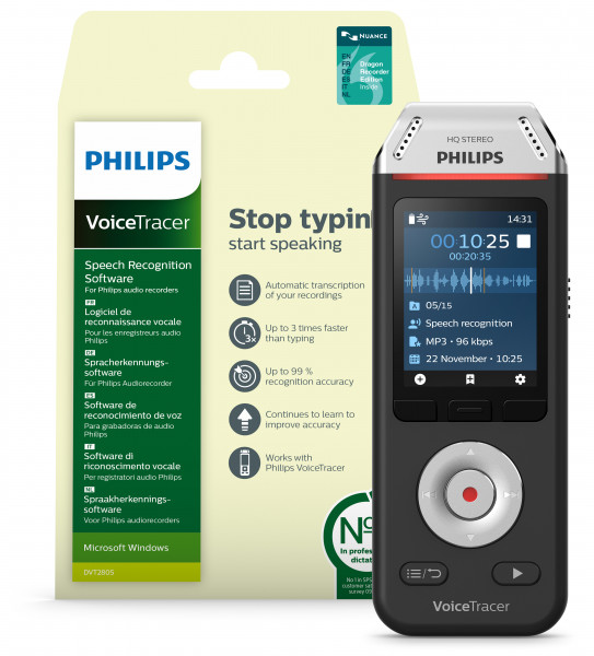 Philips VoiceTracer DVT 2810