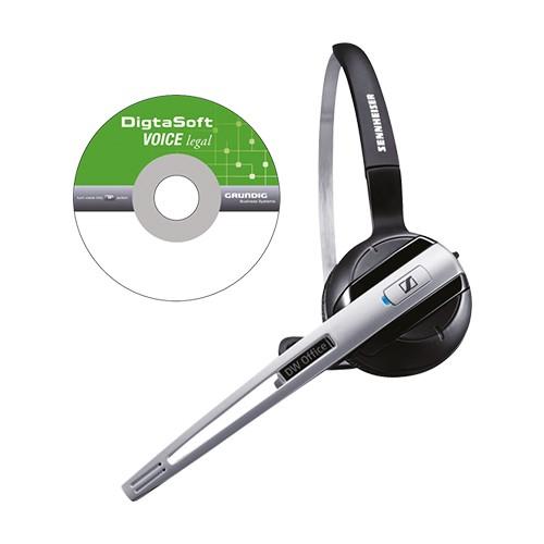 Grundig DigtaSoft Voice legal Wireless