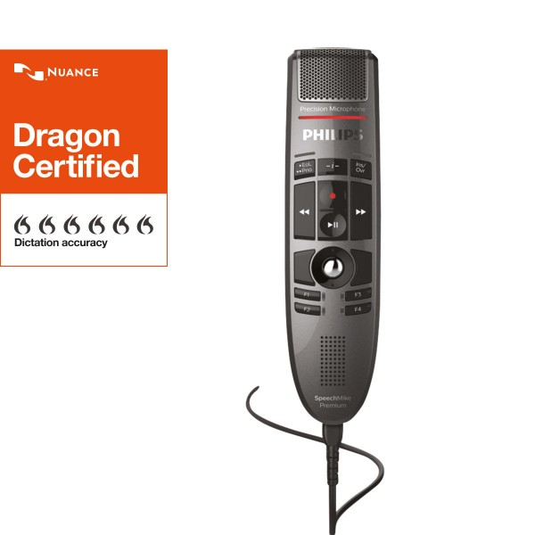 Philips SpeechMike Premium 3500 (LFH3500)