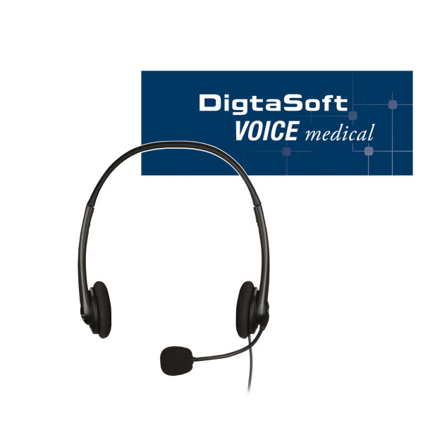Grundig DigtaSoft Voice medical (download only)