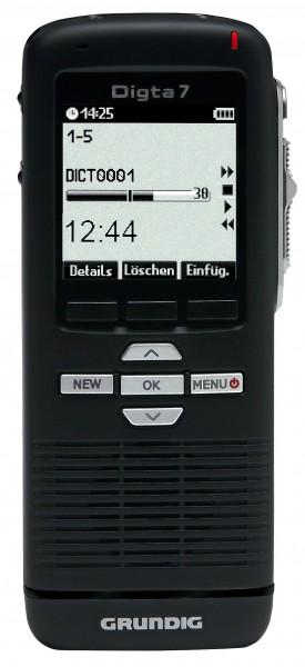 GRUNDIG Digta 7 mit DigtaSoft One - Typ 702