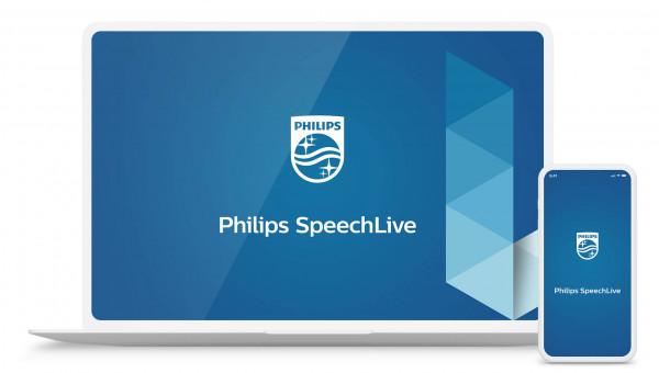 PHILIPS SpeechLive Erweitertes Business-Paket Pro