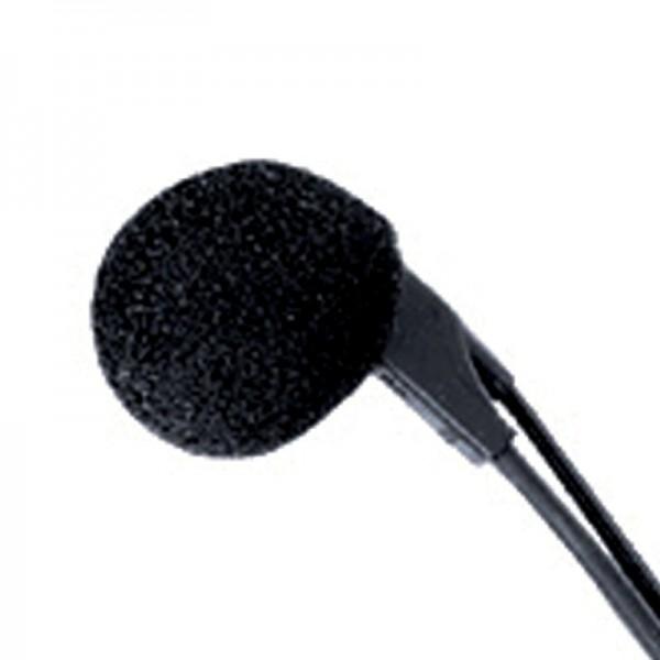 OLYMPUS Ersatzohrpolster für Kopfhörer E-102 und E-99, Packung: 2 Ohrpolster