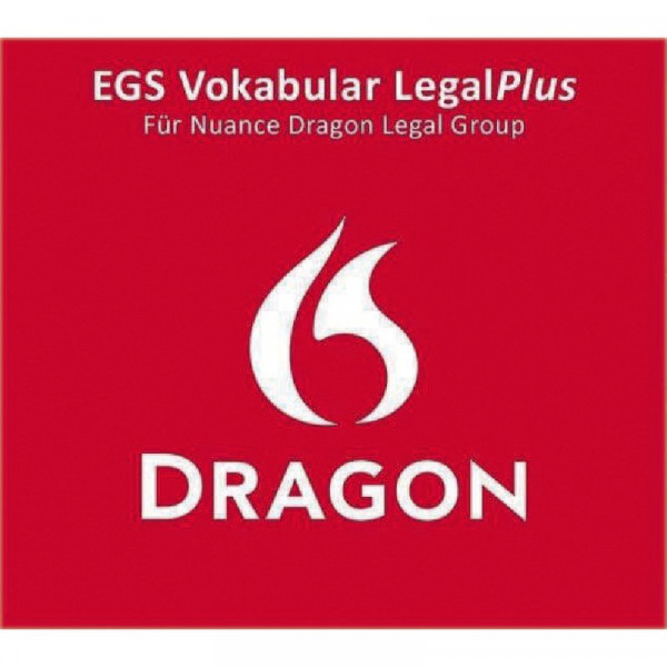 egs Vokabular Legal Plus für Dragon Group 15