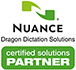 NUANCE - Certified Solutions Partner