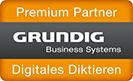 GRUNDIG - Premium Partner - Digitales Diktieren