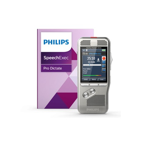 Philips PSE8200 - PocketMemo Diktier- und Spracherkennungsset