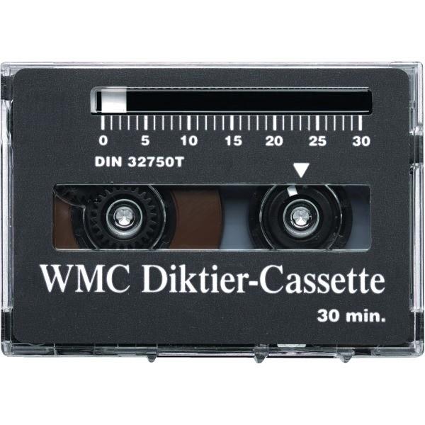 SoldanPlus WMC-Diktier-Kassette