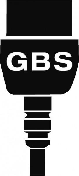 Grundig Ersatz GBS-Kabel für Kopfhörer