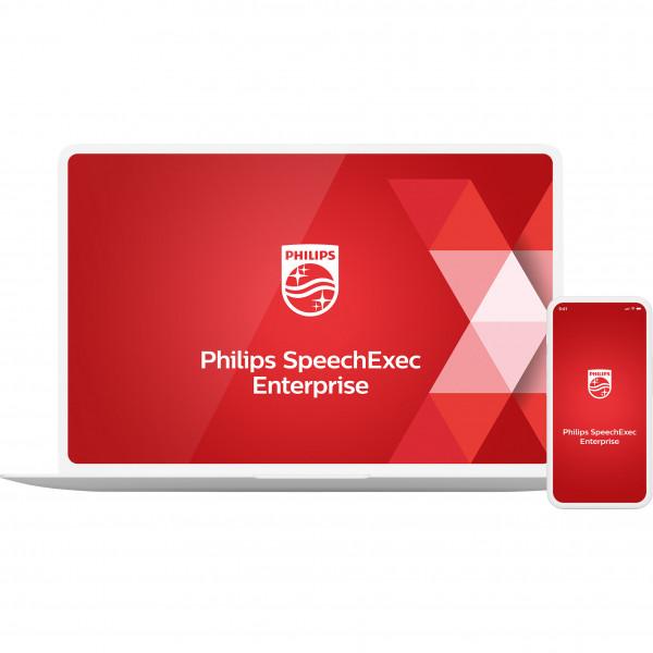 PHILIPS SpeechExec Enterprise Standard Module LFH7353 - Nutzerlizenz 1 Jahr