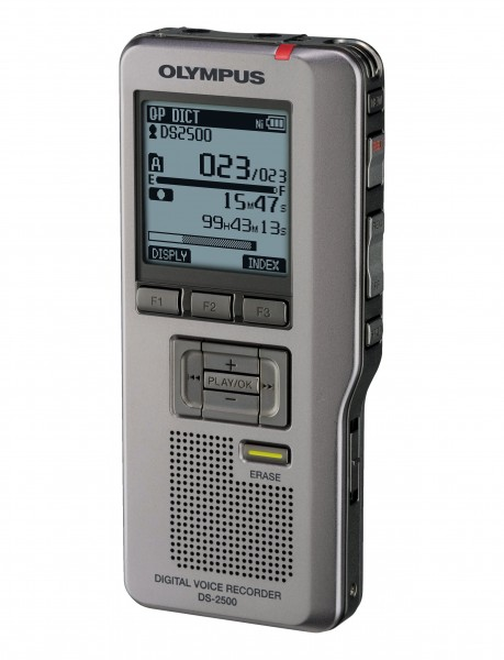 OLYMPUS Digitales Handdiktiergerät DS-2500