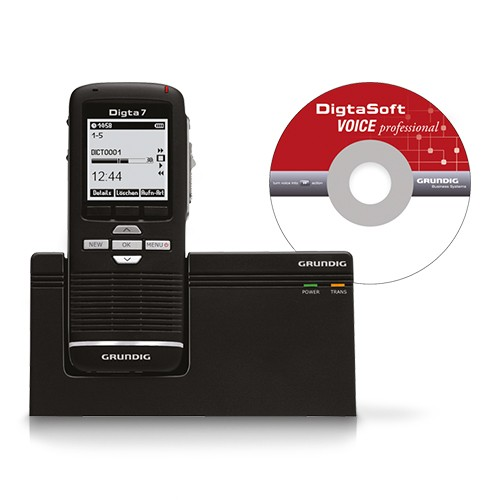 Grundig DigtaSoft Voice professional Mobile Set