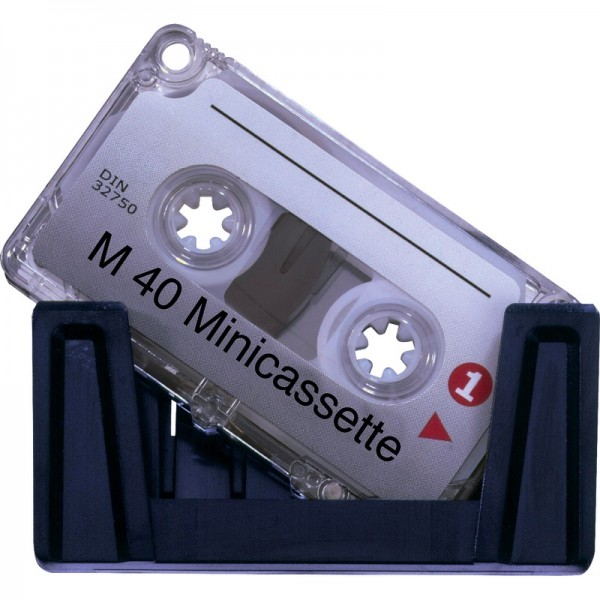 SoldanPlus MiniKassetten, 2 x 20 Min.