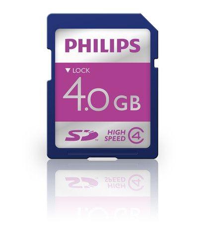 Philips SDHC Speicherkarte LFH 9004