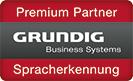 GRUNDIG - Premium Partner - Spracherkennung