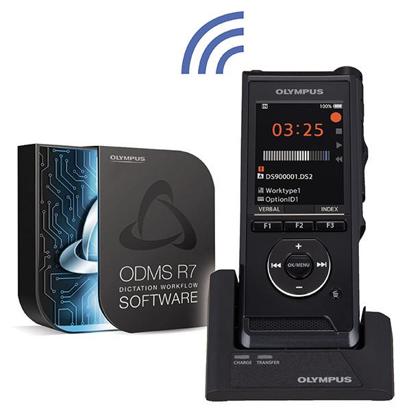 Olympus Digital Voice Recorder DS-9500 WiFi Premium Kit