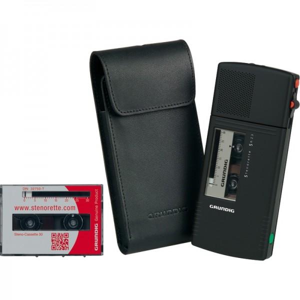 GRUNDIG Stenorette Sh 24 inkl. 1 Steno-Cassette