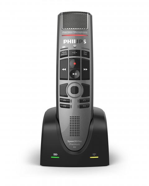 Philips SMP4000 SpeechMike Premium Air mit Drucktasten