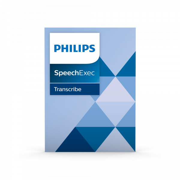 Philips SpeechExec Transcribe LFH 4601, download Lizenz (keine DVD)