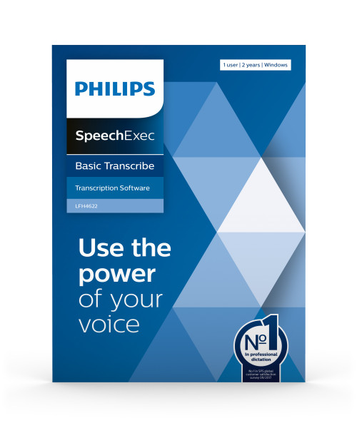 Philips SpeechExec Dictate LFH4712 - download Lizenz für 2 Jahre