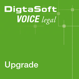 Grundig DigtaSoft Voice legal Upgrade (download only)