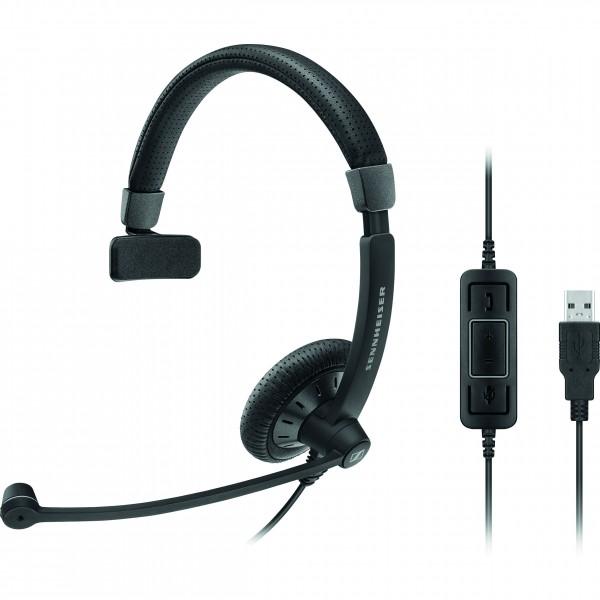 Headset SC 40 USB CTRL BLACK Sennheiser